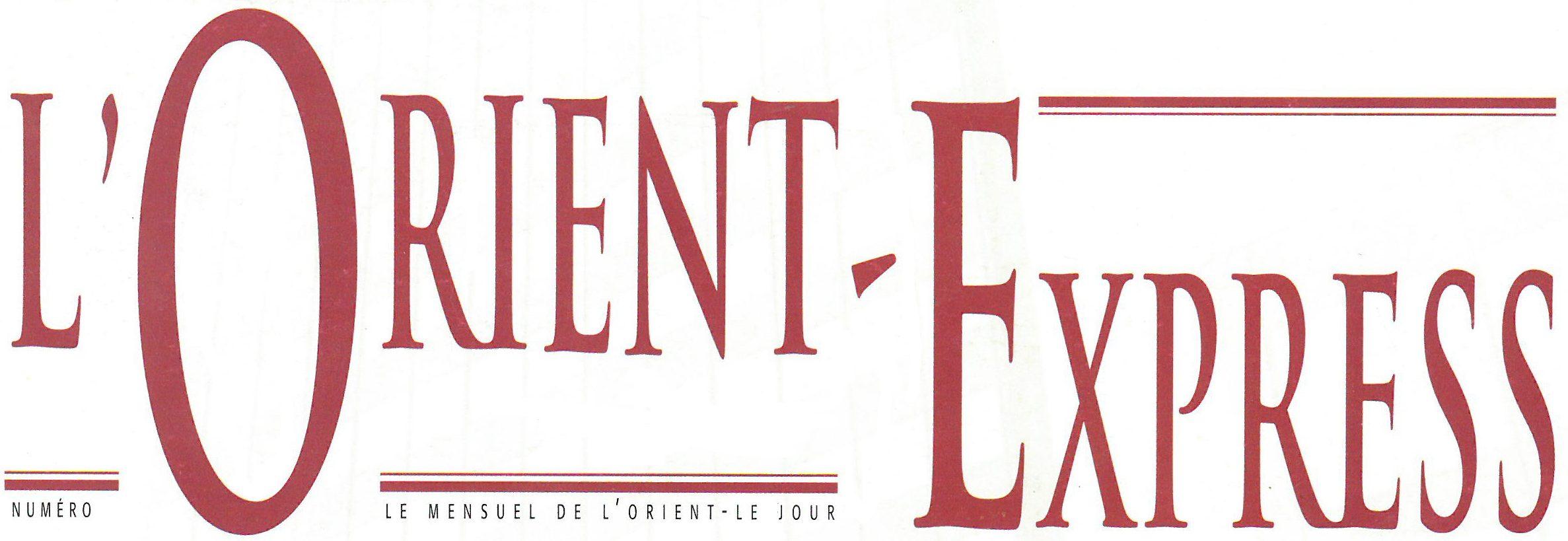 Les archives de l'Orient-Express